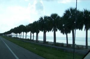 Courtney Campbell Causeway - Tampa, Florida