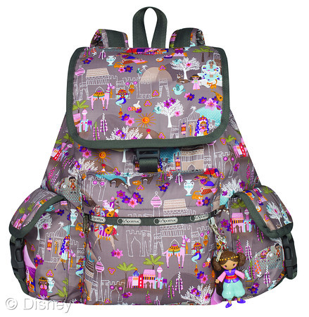 LesportsacBackPackMorrocanSunDisney